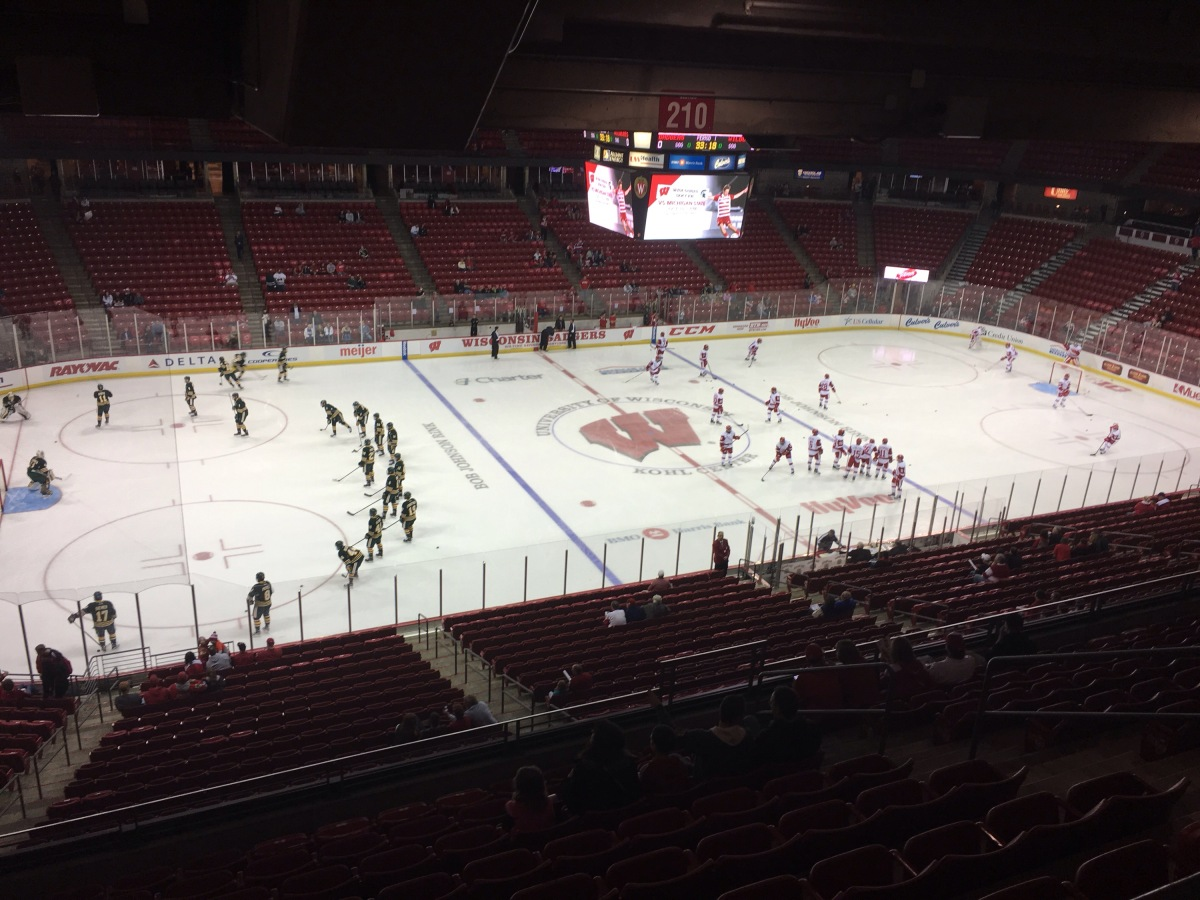 October 12: This Week in Wisconsin Men's Hockey – Sconnie